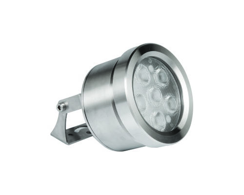 projecteur led inox